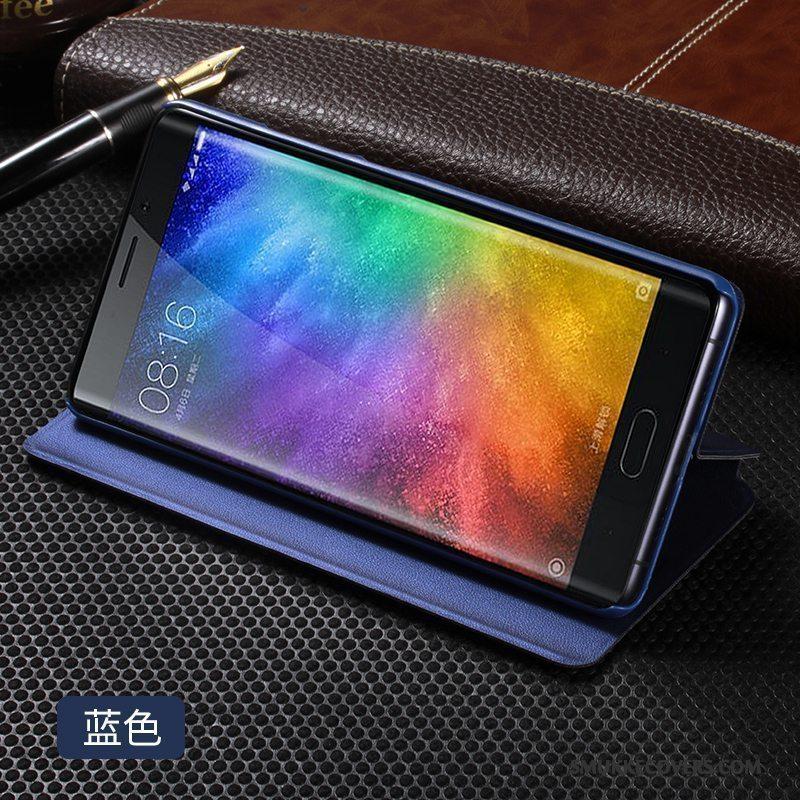 Etui Mi Note 2 Tasker Lille Sektion Vågn Op, Cover Mi Note 2 Farve Telefonanti fald