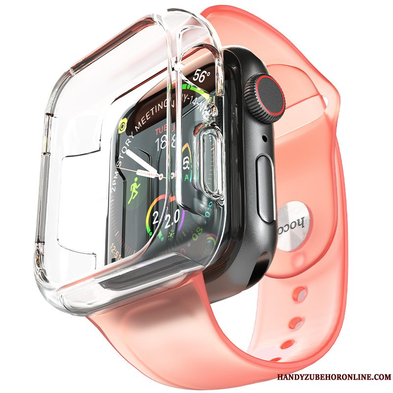 Etui Apple Watch Series 3 Beskyttelse Belægning Pulver, Cover Apple Watch Series 3 Tasker Trend Tilbehør