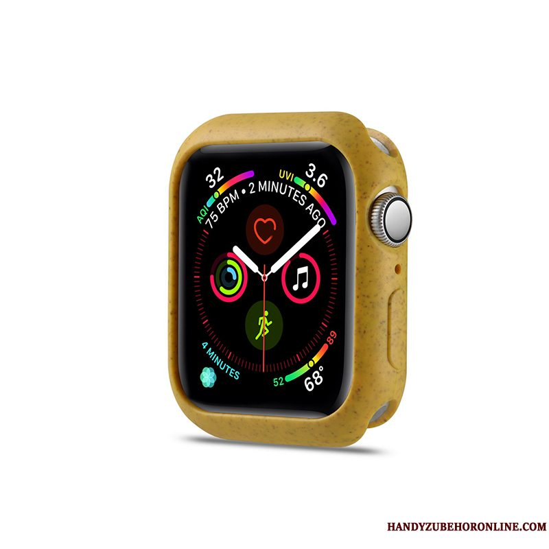 Etui Apple Watch Series 3 Beskyttelse Citron Gul, Cover Apple Watch Series 3