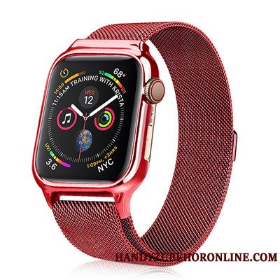 Etui Apple Watch Series 3 Beskyttelse Rød Ny, Cover Apple Watch Series 3 Tasker