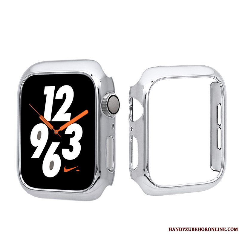 Etui Apple Watch Series 3 Tasker Sølv Anti-fald, Cover Apple Watch Series 3 Beskyttelse Trend Tilbehør
