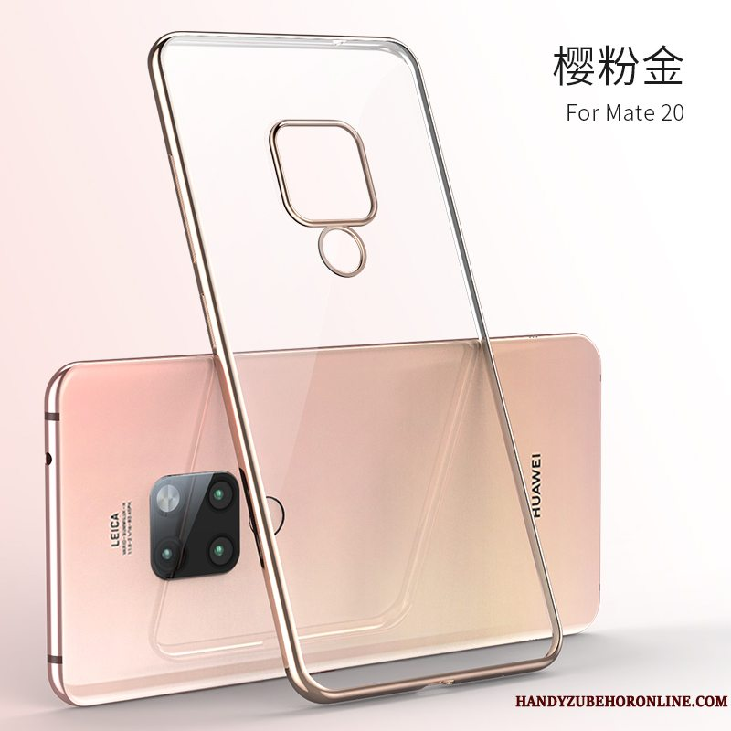 Etui Huawei Mate 20 Beskyttelse Telefonaf Personlighed, Cover Huawei Mate 20 Blød Anti-fald Tynd