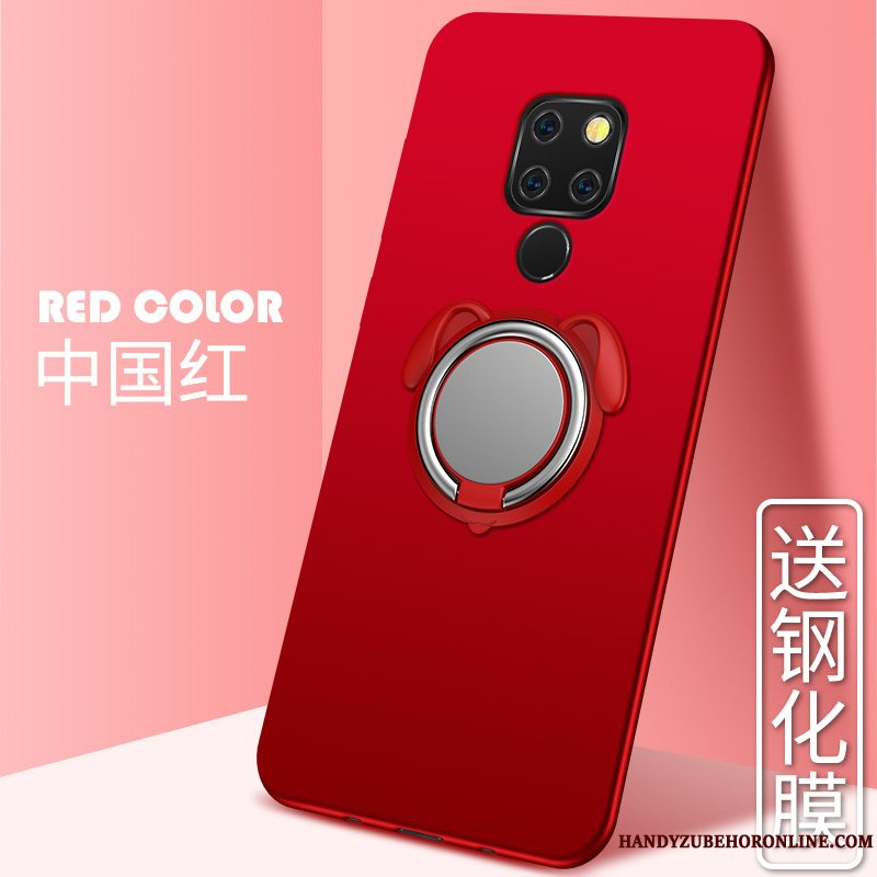 Etui Huawei Mate 20 Silikone Tynd Af Personlighed, Cover Huawei Mate 20 Kreativ Trend Nubuck