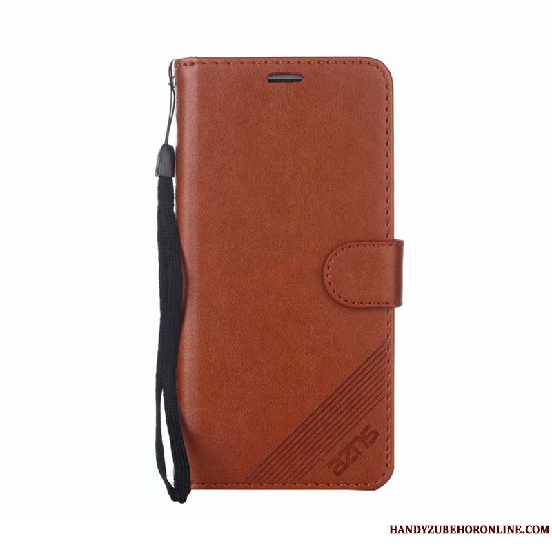 Etui Huawei Mate 20 X Beskyttelse Lille Sektion, Cover Huawei Mate 20 X Folio