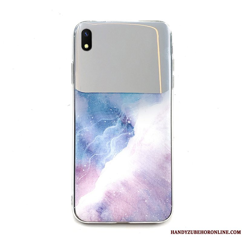 Etui Samsung Galaxy A10 Tasker Telefontrend, Cover Samsung Galaxy A10 Beskyttelse Belægning Anti-fald