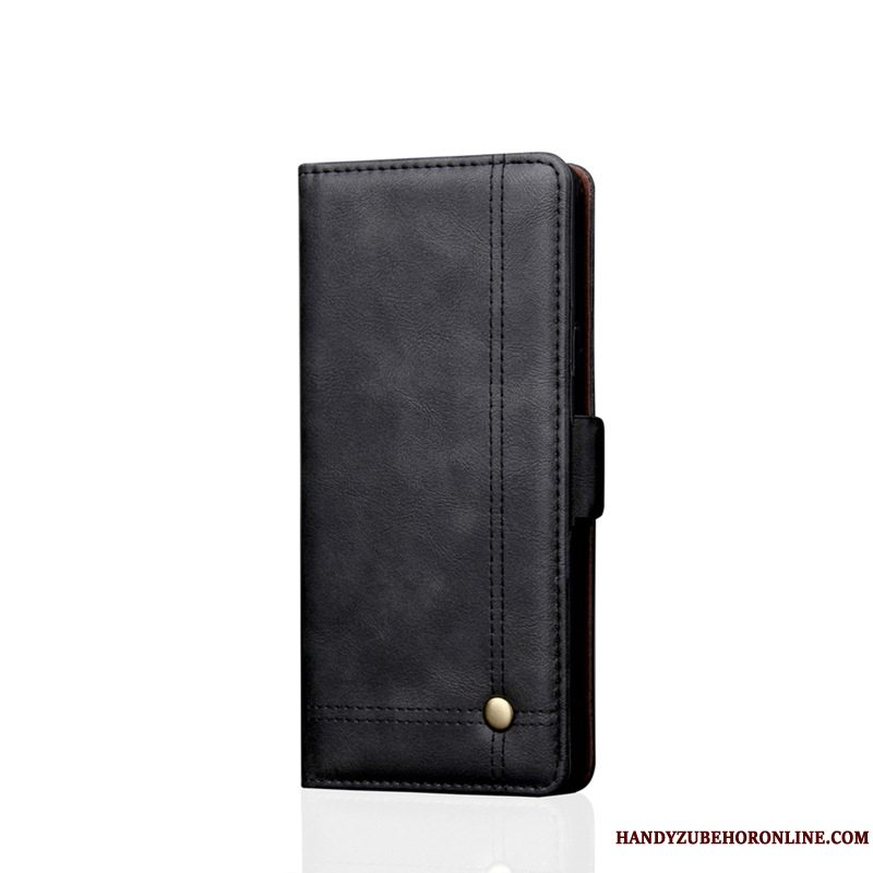 Etui Samsung Galaxy Note 10+ Telefonsort, Cover Samsung Galaxy Note 10+