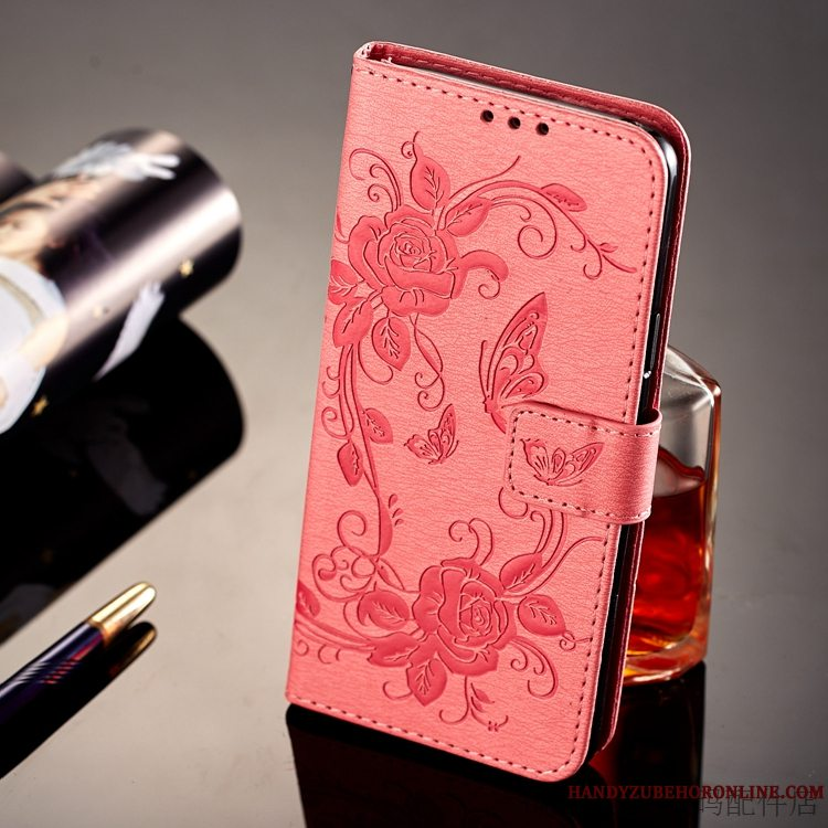 Etui Samsung Galaxy Note 9 Beskyttelse Telefonlyserød, Cover Samsung Galaxy Note 9 Kreativ Ny Af Personlighed