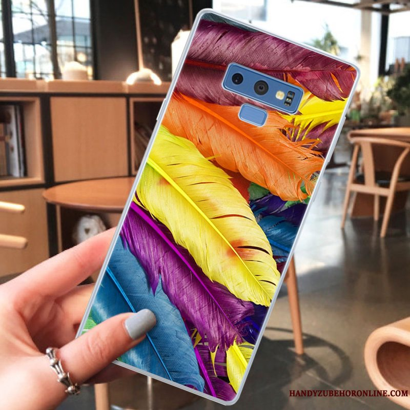 Etui Samsung Galaxy Note 9 Blød Telefonanti-fald, Cover Samsung Galaxy Note 9 Cartoon Trend