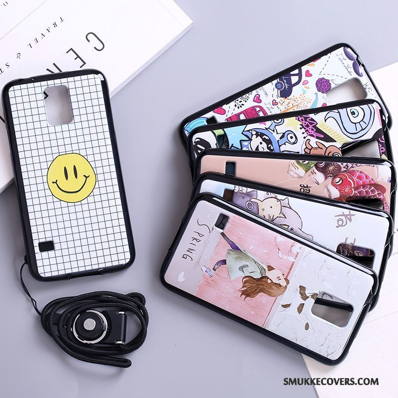 Etui Samsung Galaxy S5 Tasker Smuk Trend, Cover Samsung Galaxy S5 Kreativ Telefonaf Personlighed