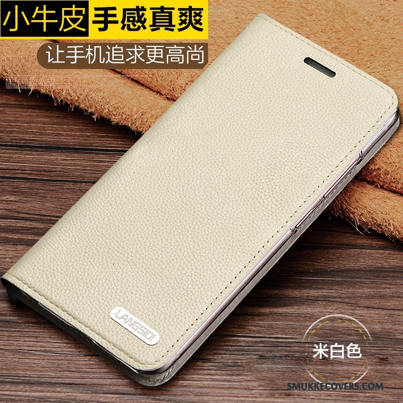 Etui Samsung Galaxy S6 Folio Guld Lille Sektion, Cover Samsung Galaxy S6 Beskyttelse Telefonsimple