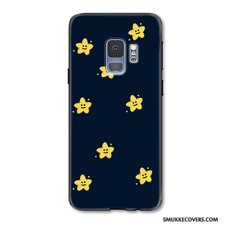 Etui Samsung Galaxy S9 Beskyttelse Hængende Ornamenter Ny, Cover Samsung Galaxy S9 Malet Telefonsmuk