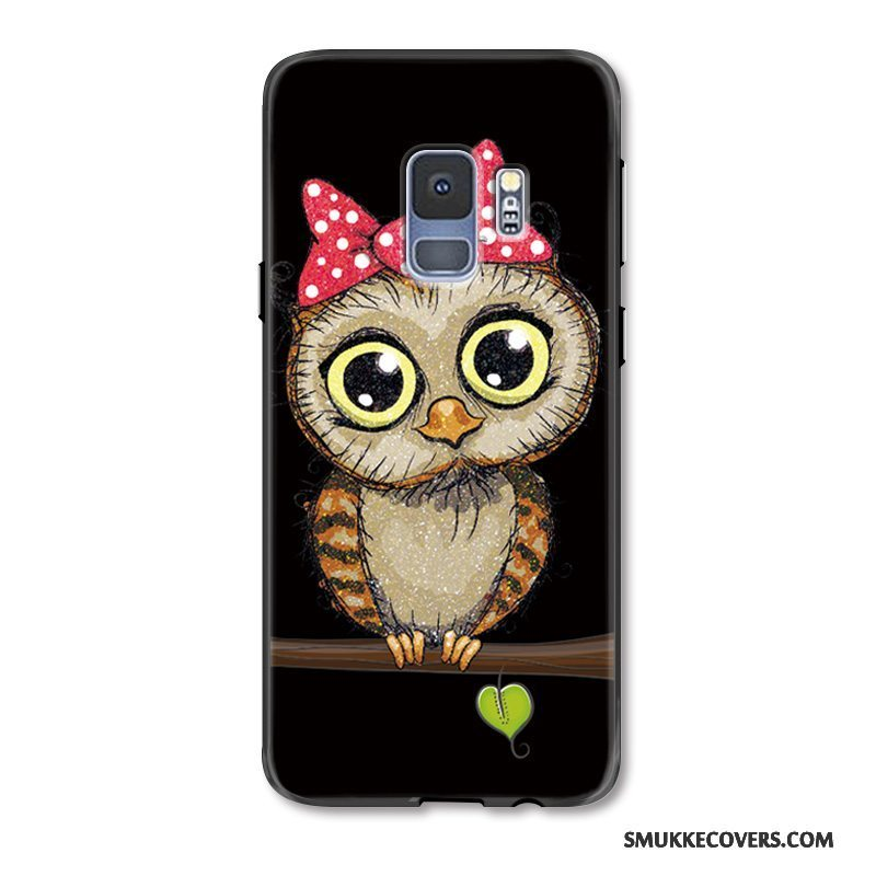 Etui Samsung Galaxy S9 Beskyttelse Trend Smuk, Cover Samsung Galaxy S9 Cartoon Af Personlighed Kat