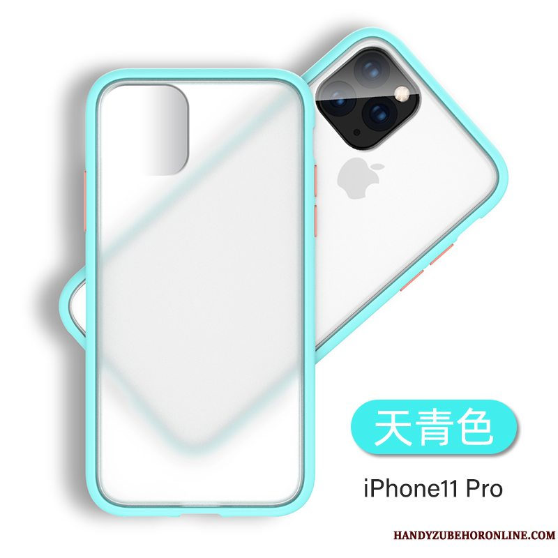 Etui iPhone 11 Pro Max Tasker Nubuck High End, Cover iPhone 11 Pro Max Silikone Trendy Trend