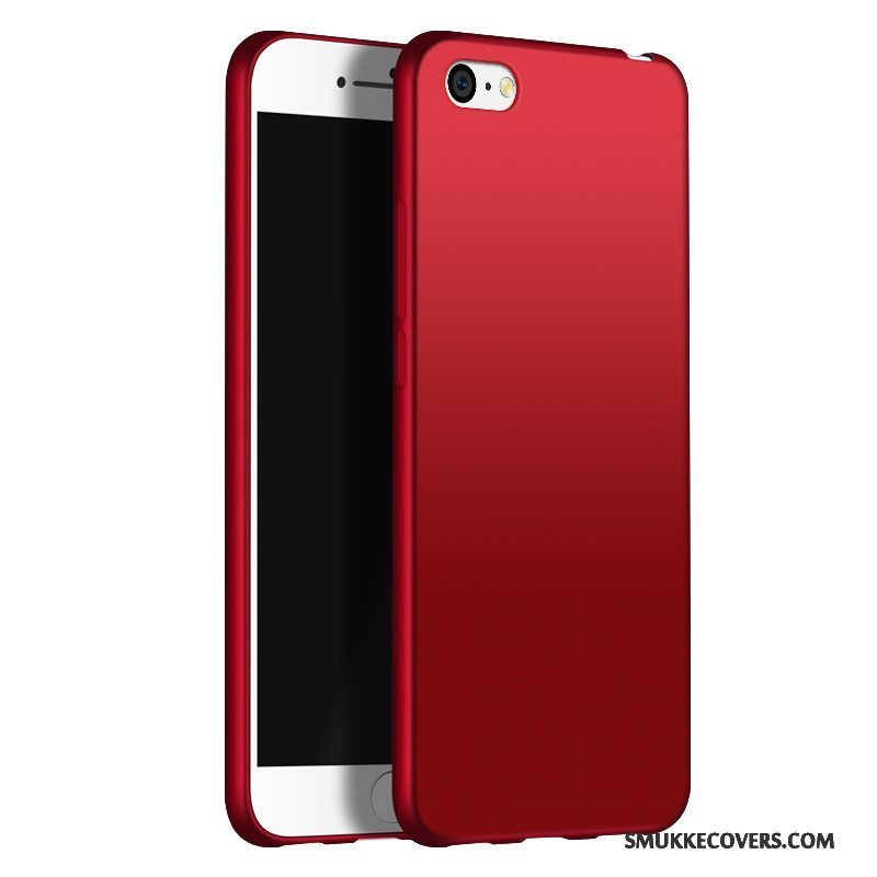 Etui iPhone 5c Silikone Solid Farve Anti-fald, Cover iPhone 5c Blød Telefonsimple